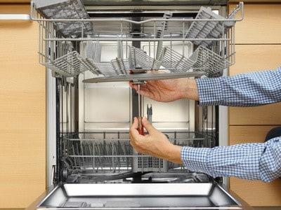 bras lave vaisselle