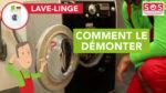 Comment démonter un lave-linge ?