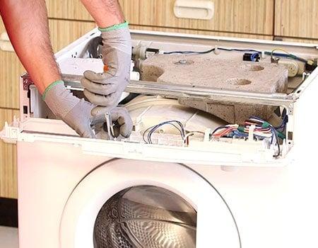 demonter-panneau-commande-lave-linge