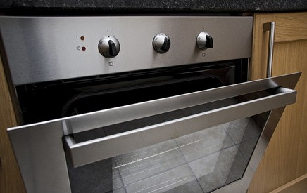 combined electric oven