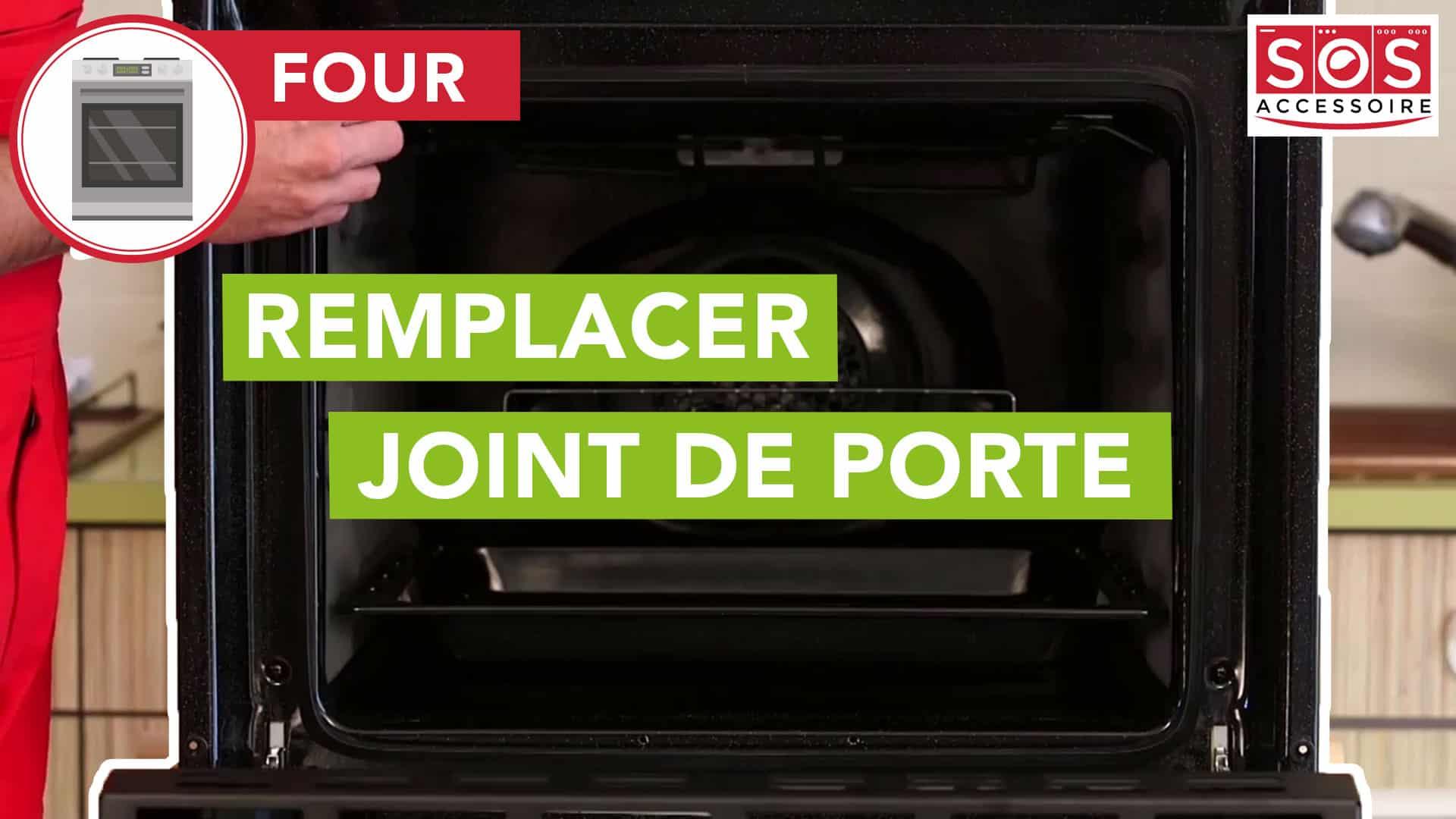 Demonter Plaque De Cuisson Electrique four - cuisinière : comment remplacer un joint de porte ?