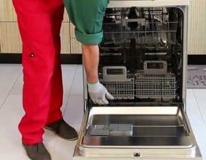 ouvrir-porte-lave-vaissellle