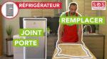 Comment remplacer le joint de porte de mon frigo ?
