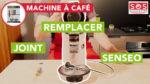 Comment remplacer le joint de votre machine à café Senseo