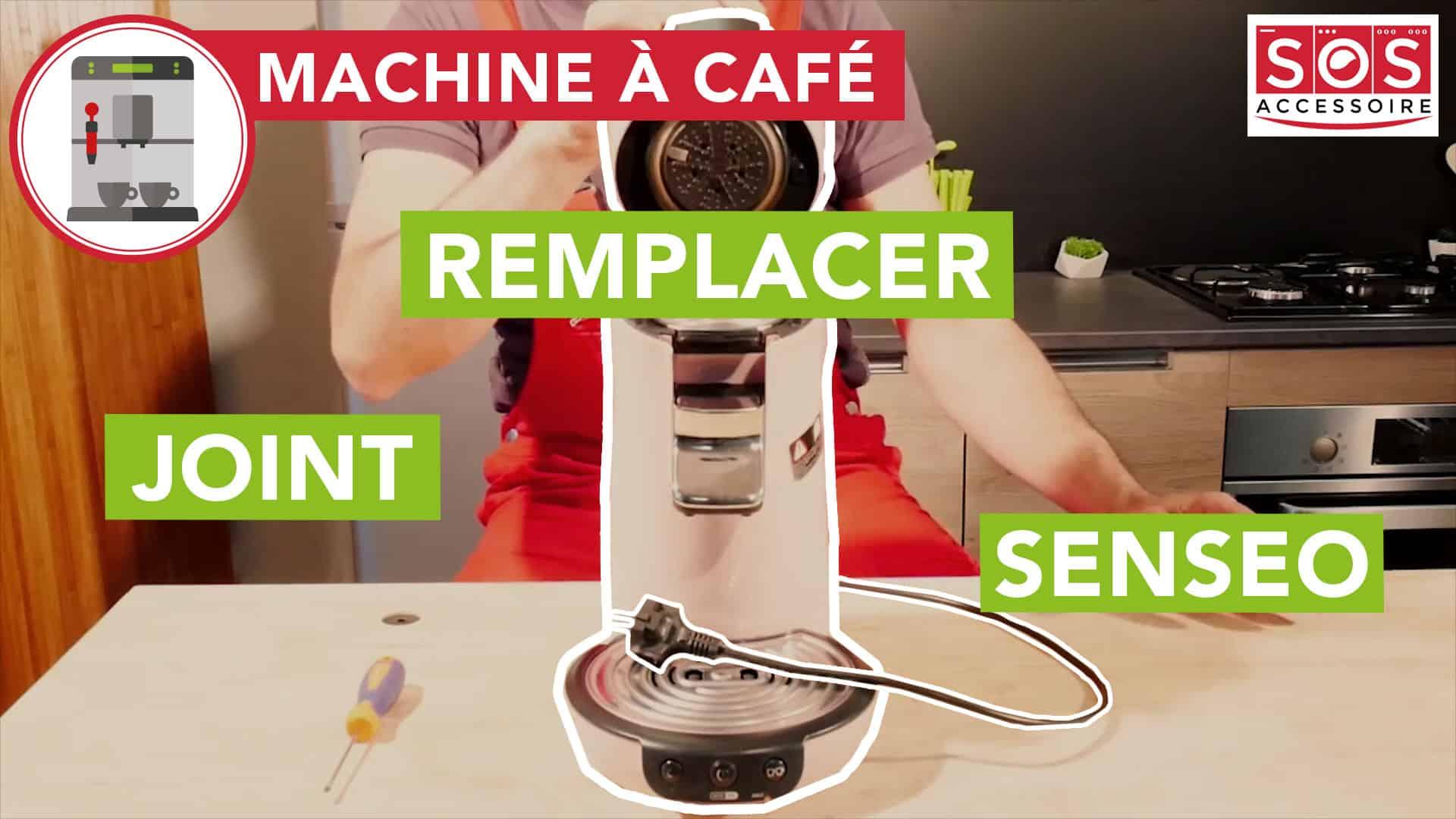 Demonter Plaque De Cuisson Electrique cafetière à dosette : comment remplacer le joint d'une