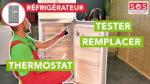 Comment tester et remplacer le thermostat de son réfrigérateur