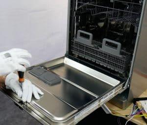 Lave Vaisselle Comment Réparer La Fermeture De Porte