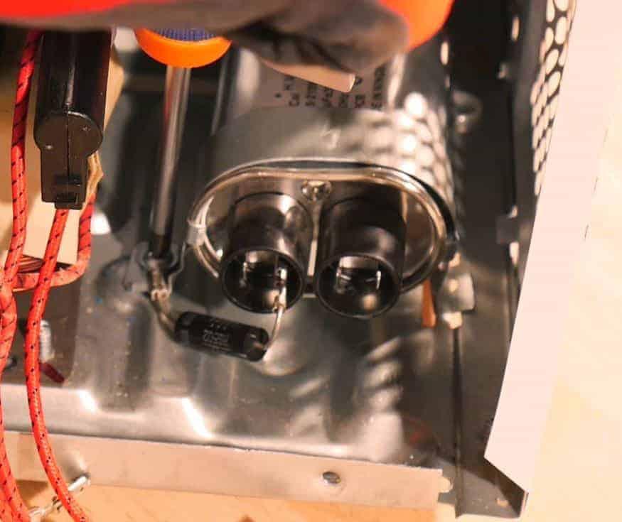 revisser-condensateur