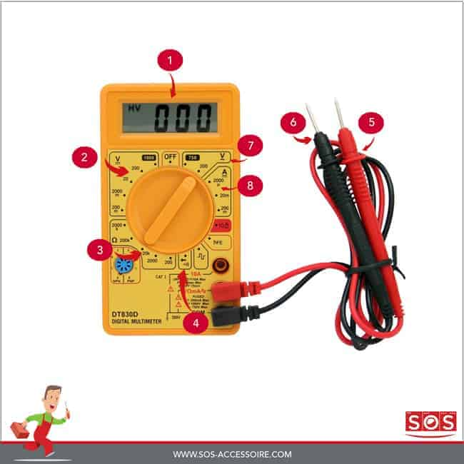 Pouvez-vous brancher 2 ampères à 1 condensateur