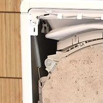 comment changer les ressorts de cuve d 39 une machine laver le linge. Black Bedroom Furniture Sets. Home Design Ideas
