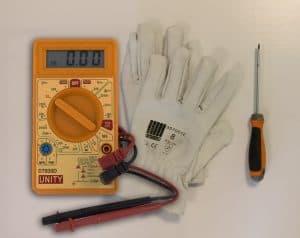 Comment tester le condensateur de mon appareil for Comment tester un condensateur