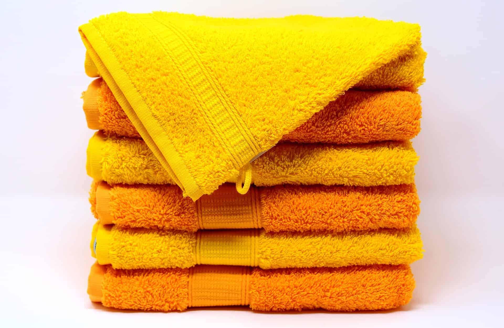 Comment Bien Laver Des Serviettes De Bain Ou Serviettes De Plage