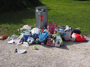 poubelle-qui-deborde-parc