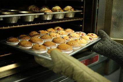 muffins-au-four