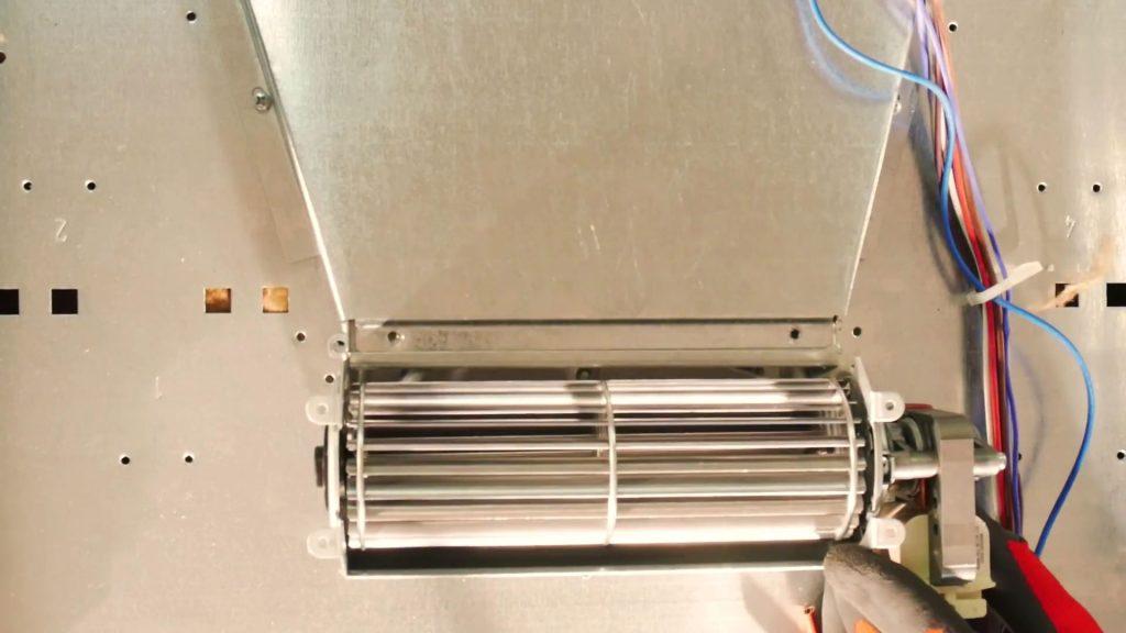 enlevez-ventilateur-four
