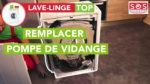 Comment remplacer la pompe de vidange de votre lave-linge Top