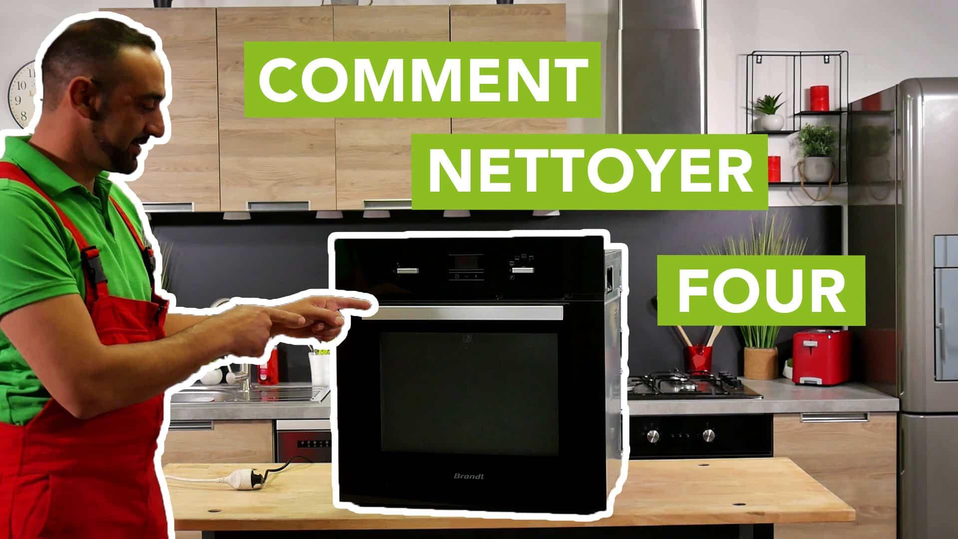 Comment Nettoyer Le Four comment nettoyer son four ?