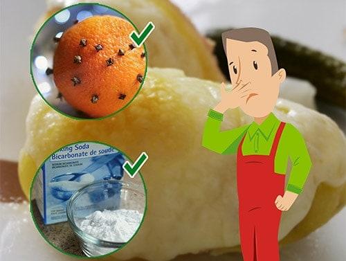 Astuces pour éliminer les odeurs de raclette
