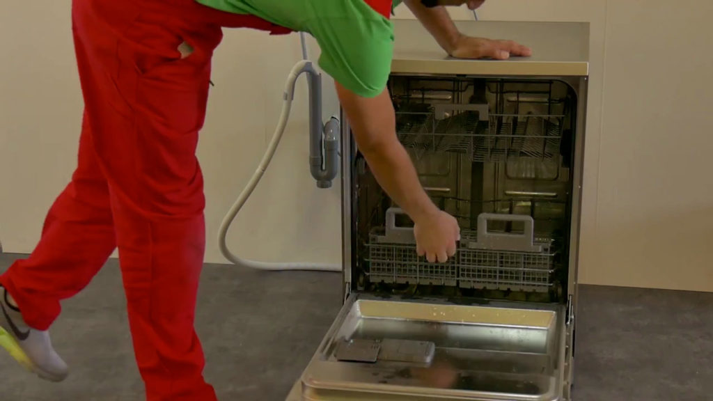 Les différentes raisons pour vidanger un lave-vaisselle