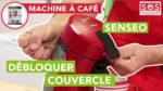 Comment débloquer le couvercle de votre senseo ?