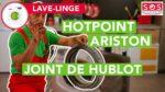 Comment changer le joint de hublot de votre lave-linge Hotpoint Artiston