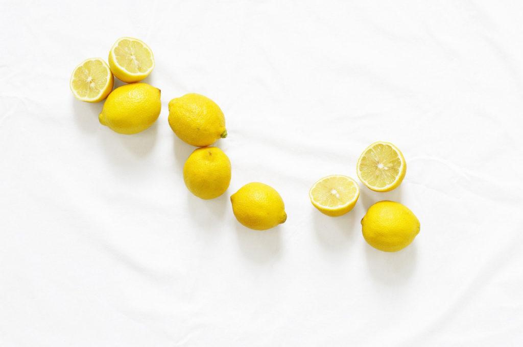 Le citron pour purifier l'air ambiant