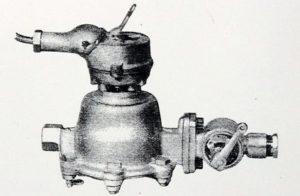 Invention du 1er débitmètre par Bertrand Faure en 1925