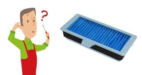 A quoi sert un filtre d'aspirateur ?