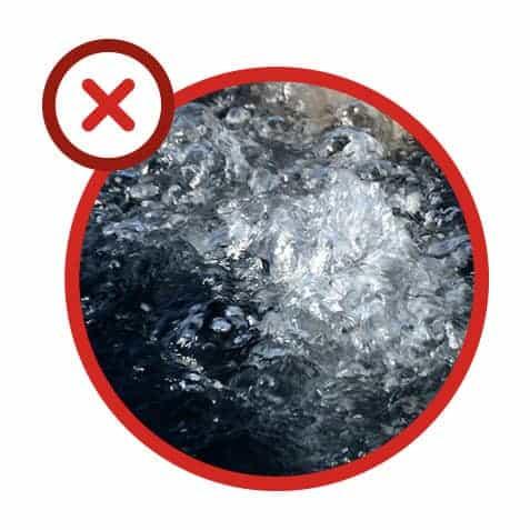 Erreur 9 : porter de l'eau à ébullition dans le micro-ondes