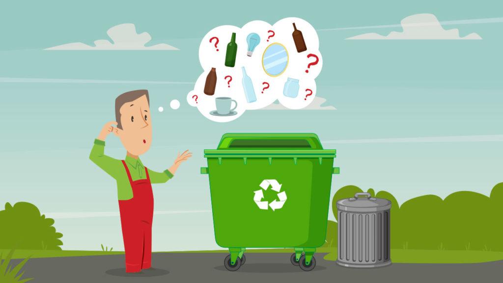 Tri des déchets ménagers