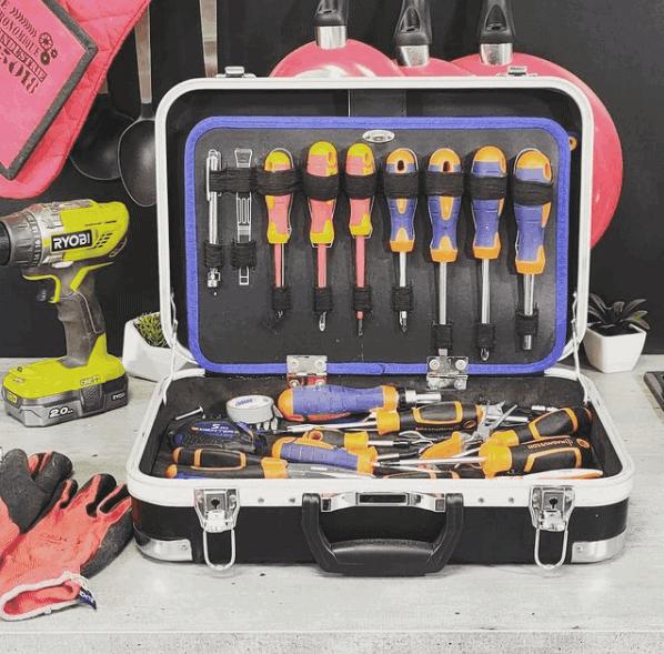 Les outils de base pour réparer son électroménager