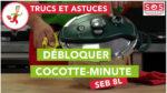 Comment débloquer une cocotte minute Seb