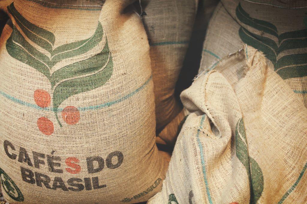 café robusta du brésil