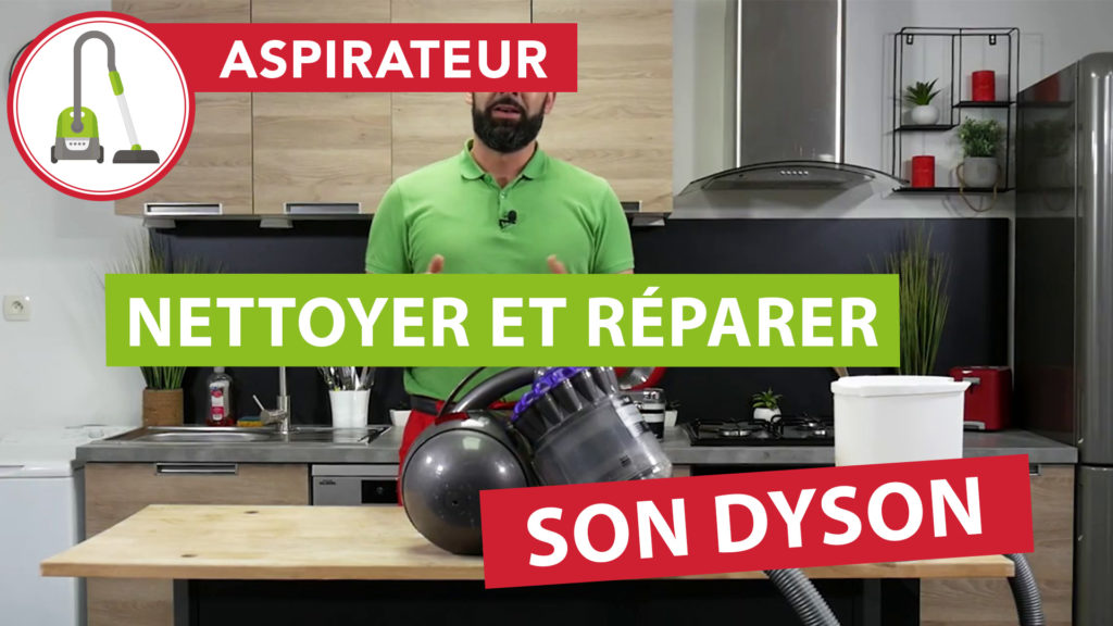 Nettoyer aspirateur Dyson