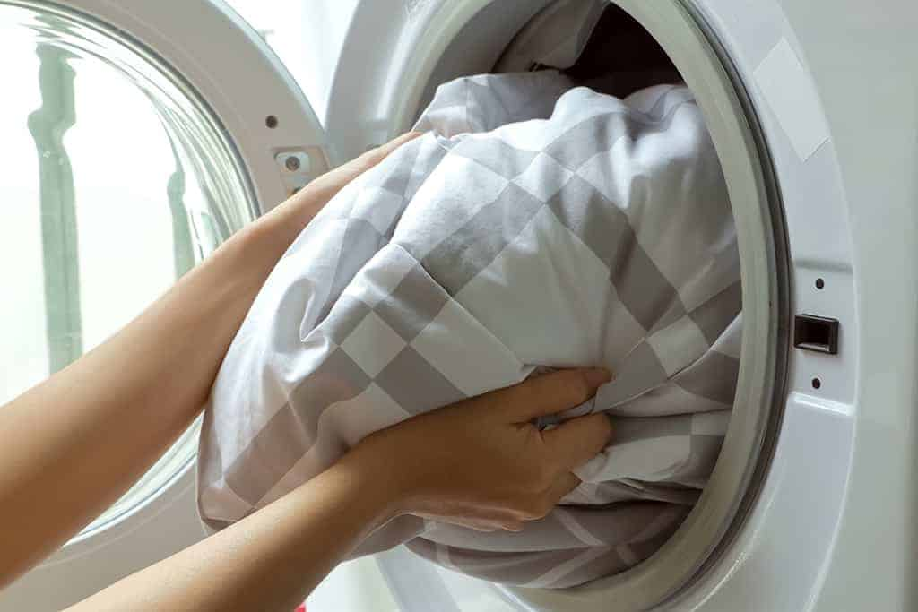 Phénomène de balourd lave-linge